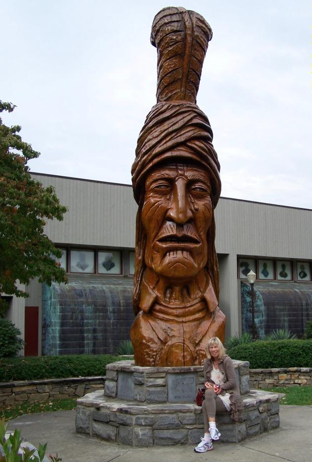 In honour of Native Americans