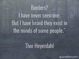 Tor Heyerdahl quote