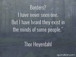 Tor Heyerdahl quote